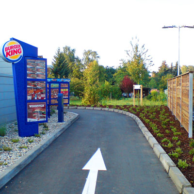 Burger King Homburg